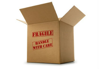 Fragile goods storage