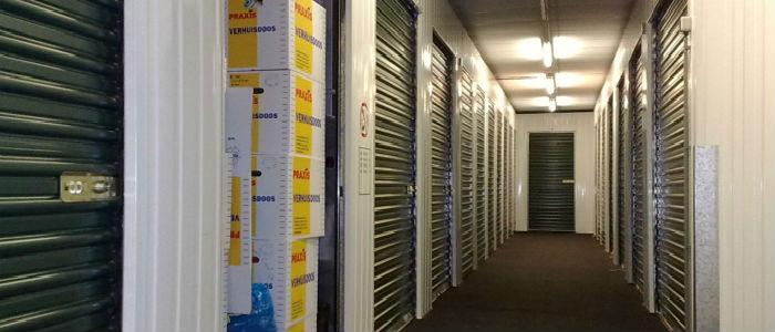 Freight storage